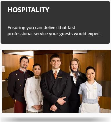Radio in Hospitality Industry