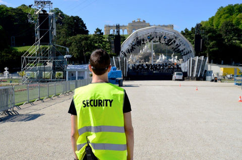 Security Radios For Event Management