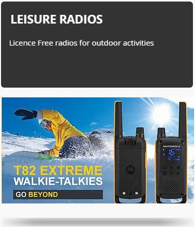 Two Way Radios - Your Guide