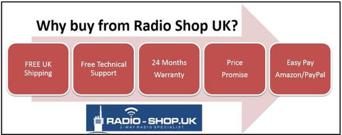 Why But From Radio-Shop UK?