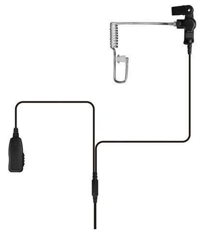 2 Wire Acoustic Earpiece for XT180_Radio-Shop UK
