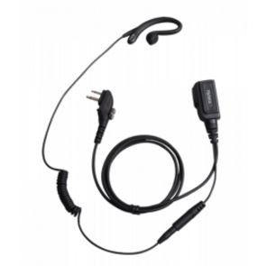 Bundle - Hytera EHM19 Earpiece in C module with inline-MIC PTT_Radio-Shop UK