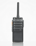 Complete Package - 6 x Hytera PD405 Digital Two Way Radio With C Style Earpiece - Radio-Shop.uk - 2