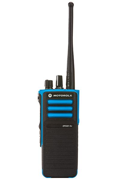 Motorola DP4401ex ATEX Two Way Radio - Radio-Shop.uk
