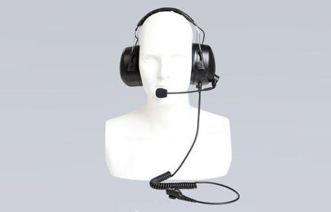 Hytera Noise cancellation headset for PD700 Series - ECN18_Radio-Shop UK