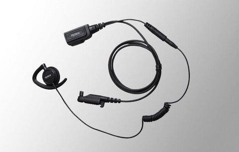 Hytera Remote Swivel Earpiece - EHN20_Radio-Shop UK