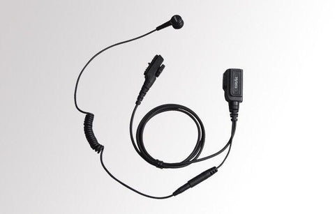Hytera Earbud with PTT&MIC cable for PD700 Series - ESN12_Radio-Shop UK