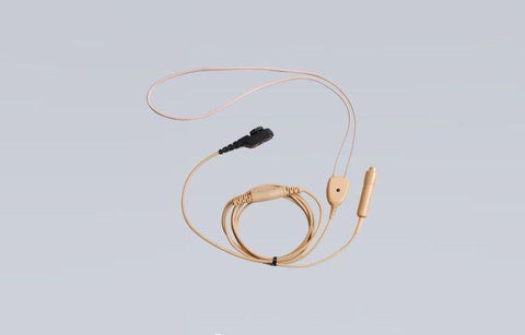 Bundle - Hytera Neckloop Inductor for Wireless Earpiece (Beige) - EWN10_Radio-Shop UK