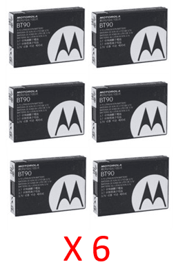 Bundle - Motorola Li-Ion 1800mAh Battery - SL4000 - HKNN4013A - Radio-Shop.uk - 1