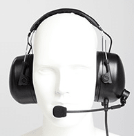 Hytera Noise Cancellation Headset - ECN21_Radio-Shop UK