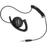 Bundle - Hytera Receive Only Adjustable Earhook with Swivel Speaker (for use with PTT & MIC cable) - EH-02