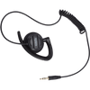 Bundle - Hytera Receive Only Adjustable Earhook with Swivel Speaker (for use with PTT & MIC cable) - EH-02_Radio-Shop UK
