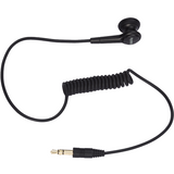 Bundle - Hytera Receive Only Earbud for use with PTT & MIC cable - ES-01
