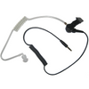 Bundle - Hytera Receive Only Earpiece With Transparent Acoustic Tube (for use with PTT & MIC cable) - ES-02_Radio-Shop UK