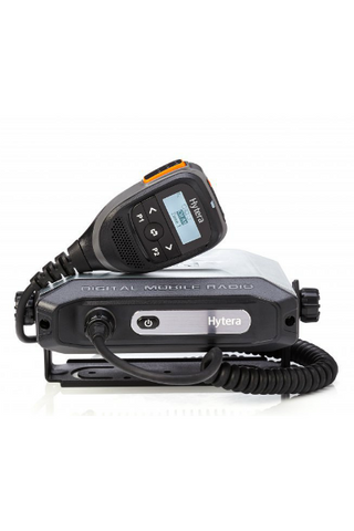 Hytera MD655 Licensed Digital Mobile Radio from Radio-Shop.uk