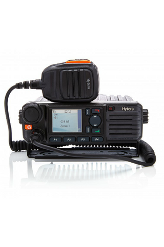Hytera MD785 Licensed Digital Mobile Radio from Radio-Shop.uk