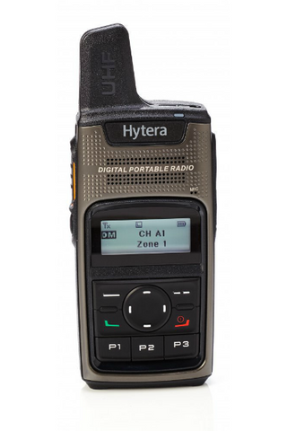 Hytera PD375 Digital Two Way Radio from Radio-Shop.uk
