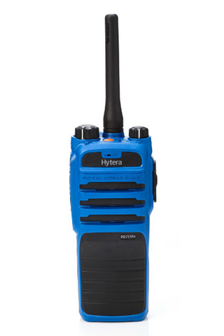 Hytera PD715ex ATEX Digital Two Way Radio from Radio-Shop.uk
