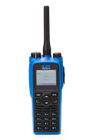 Hytera PD795ex ATEX Digital Two Way Radio_Radio-Shop UK