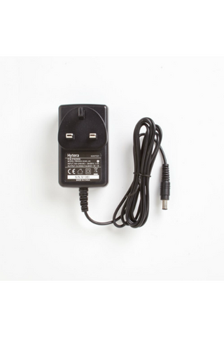 Hytera UK-standard Switching Power Adapter For CH10A06 - PS2005_Radio-Shop UK