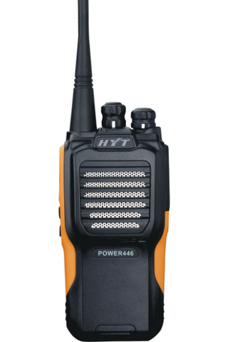 Hytera POWER446 License Free Analogue Two Way Radio_Radio-Shop UK