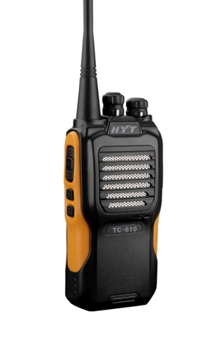 Hytera TC610 Licensed Analogue Two Way Radio - IP66 Rating - Radio-Shop.uk