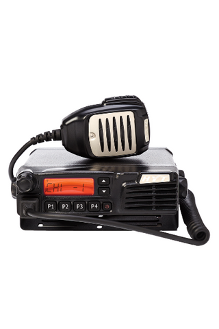 Hytera TM610 Licensed Analogue Mobile Two Way Radio from Radio-Shop.uk