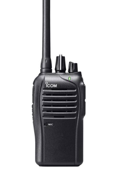 Icom Idas Ic-F3102D Vhf Digital Two Way Radio Icom Radios