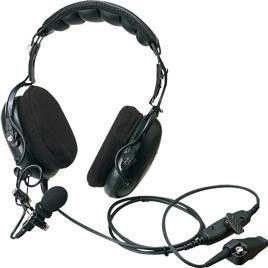 Kenwood Heavy-Duty Headset - KHS-15-OH_Radio-Shop UK