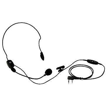 Kenwood Headset with PTT - KHS-22_Radio-Shop UK