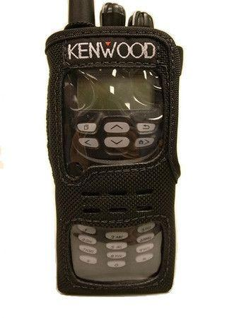 Kenwood Nylon Case (for Keypad Portables) - KLH-156NC - Radio-Shop.uk