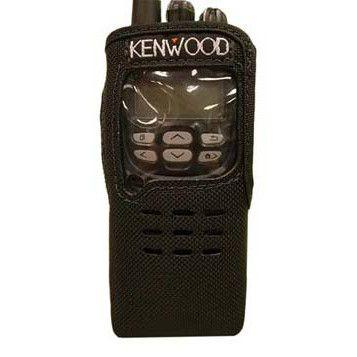 Kenwood Nylon Case (for Non-Keypad Portables) - KLH-157NC - Radio-Shop.uk