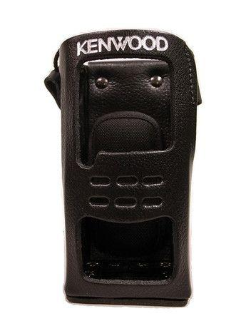Kenwood Leather Case with Belt Clip (for Keypad Portables) - KLH-158PC_Radio-Shop UK