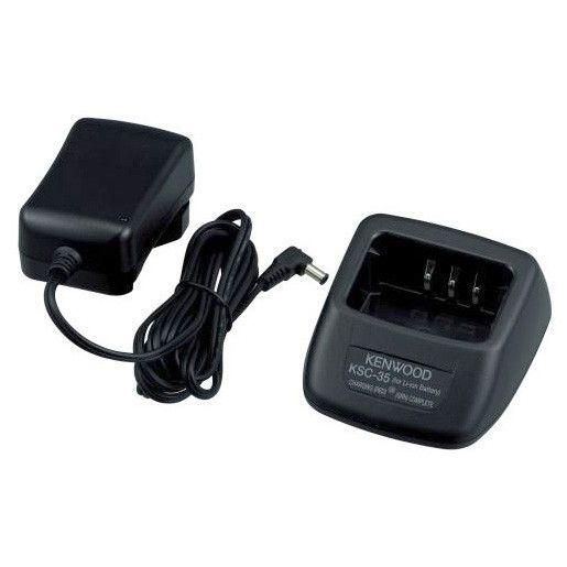 Kenwood Rapid Charger - KSC-35ST - Radio-Shop.uk
