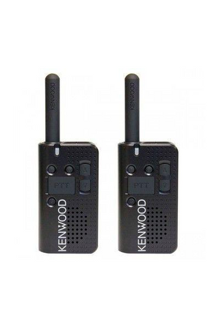 Kenwood PKT-23 Licence Free Walkie Talkie - Twin Pack - Radio-Shop.uk
