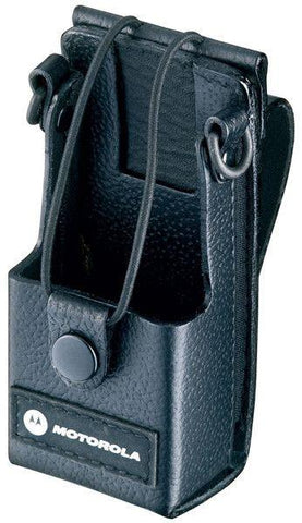 Motorola DP1400 Leather Carry Case with Belt Loop - RLN5383A_Radio-Shop UK
