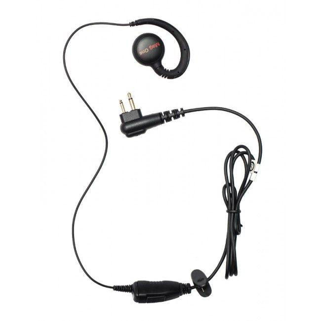 MagOne Swivel Earpiece with MIC/PTT - PMLN6532A_Radio-Shop UK