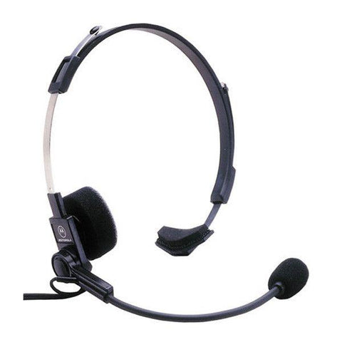 Motorola Lightweight Headset with Boom Mic - Motorola 00179_Radio-Shop UK