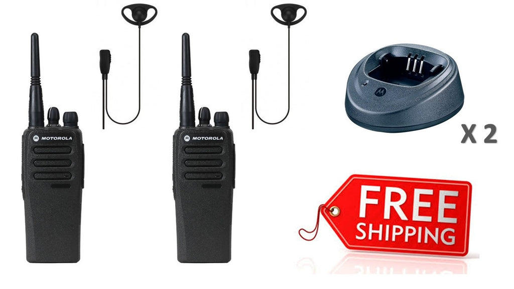 Motorola DP1400 Digital Two Way Radio Twin Pack_Radio-Shop UK