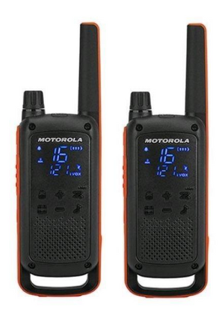 Motorola Talkabout T82 Licence Free Walkie Talkie - Twin Pack - Radio-Shop.uk