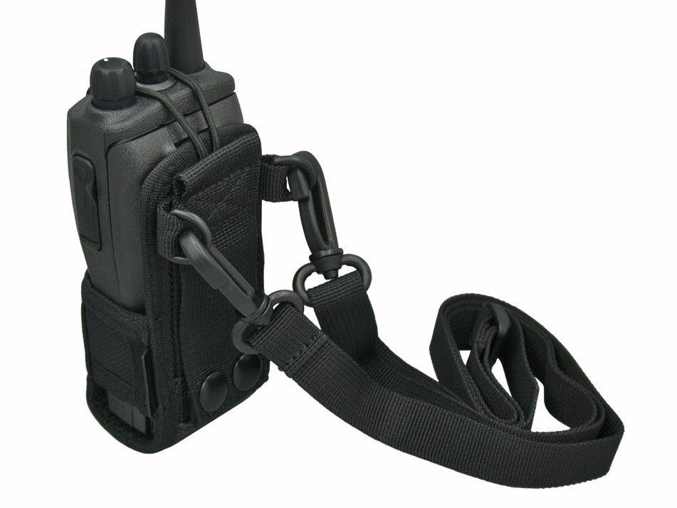 Hytera Nylon carrying case (black) - NCN001_Radio-Shop UK