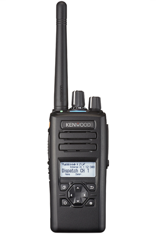 Kenwood NX-3200E2 VHF Digital Two Way Radio_Radio-Shop UK