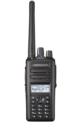 Kenwood NX-3220E VHF Digital Two Way Radio_Radio-Shop UK