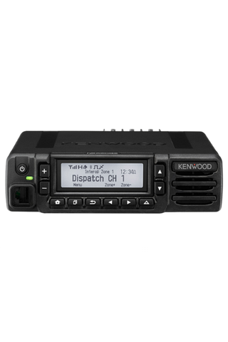 Kenwood NX-3820GE UHF NEXEDGE/DMR/Analogue Mobile Radio with GPS/Bluetooth from Radio-Shop.uk
