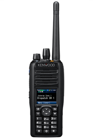 Kenwood NX-5300E UHF Digital Two Way Radio_Radio-Shop UK