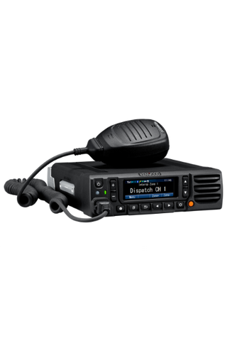 Kenwood NX-5700E VHF NEXEDGE/P25 Digital/Analogue Mobile Radio with GPS from Radio-Shop.uk