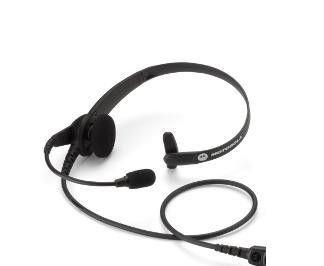 Motorola Lightweight Headset with PTT & VOX - PMLN6635A_Radio-Shop UK