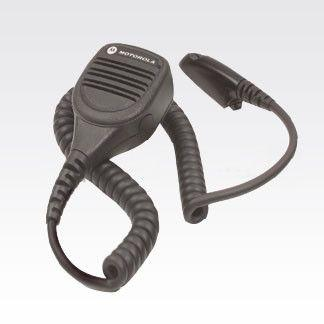 Motorola Remote Speaker Microphone with Audio Jack, UL/TIA 4950 - PMMN4024A_Radio-Shop UK
