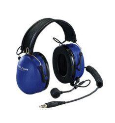 PELTOR ATEX Headset, H79 Cups, Noise Cancelling Mic., Kevlar Cable,  Approved to EEx ib IIC T4 - Radio-Shop.uk - 1