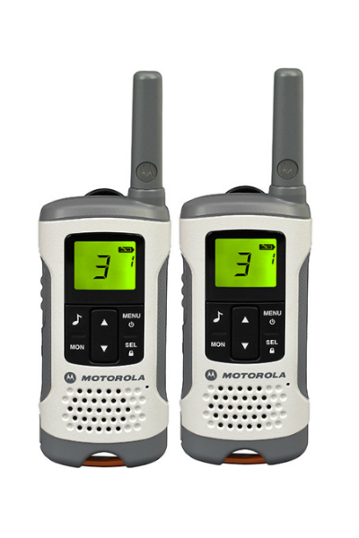 Motorola TLKR T50 Walkie Talkie - Twin Pack - Radio-Shop.uk